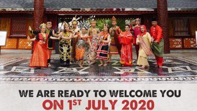 Photo of Sarawak Cultural Village Re-open @ RM60 per adult till 31 Dec 2020