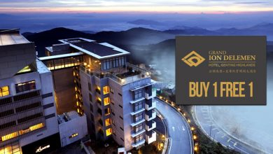 Photo of Book 1 Free 1 Promo 24-Hours Flexible Stay Grand Ion Delemen Hotel @ Genting Highland