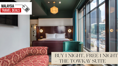 Photo of BUY 1 NIGHT, FREE 1 NIGHT – THE TOWKAY SUITE @ The Chow Kit Suite