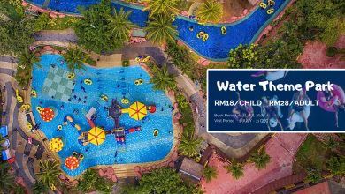 Photo of A Famosa Water Theme Park reopening offer from RM18!