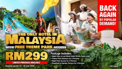 Photo of Sunway Lost World of Tambun Package [Theme Park + Night Park + Breakfast] only @ RM299